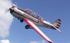 высший пилотаж на як52 краснодар