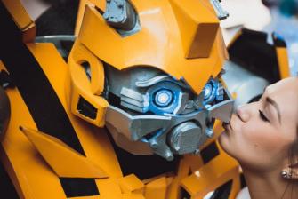 роботы трансформеры на праздник краснодар