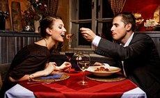 Романтический ужин Краснодар