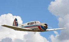 пилотирование самолета