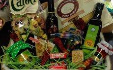 подарочная корзина №1 гастрономические корзины краснодар