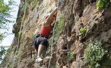 скалолазание в горах краснодар