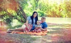 семейная фотосессия краснодар