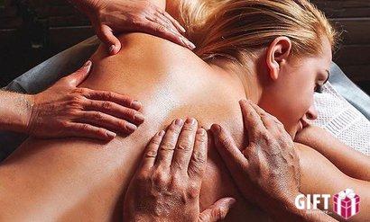 Тайский массаж в 4 руки Сочи