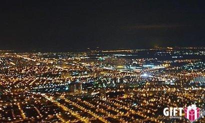ночной полет на вертолете в краснодаре