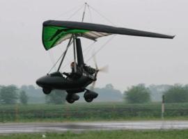 полет на дельталете Краснодар