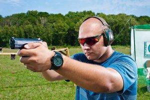 стрельба из пистолета краснодар