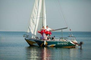 прогулка на яхте в Краснодаре