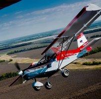 полет на самолете с пилотированием краснодар