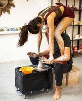 необычное свидание в гончарной студии краснодар