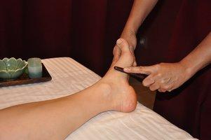 тайский массаж ног краснодар