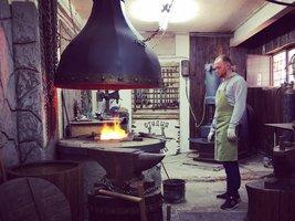 кузнечный мастер класс в Краснодаре