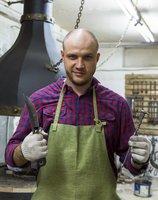 кузнечный мастер класс нож краснодар