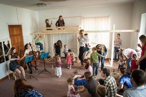 детские концерты в краснодаре, живая музыка для малышей