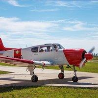 пилотирование самолета Краснодар