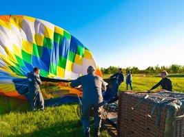 фестиваль воздушных шаров крым